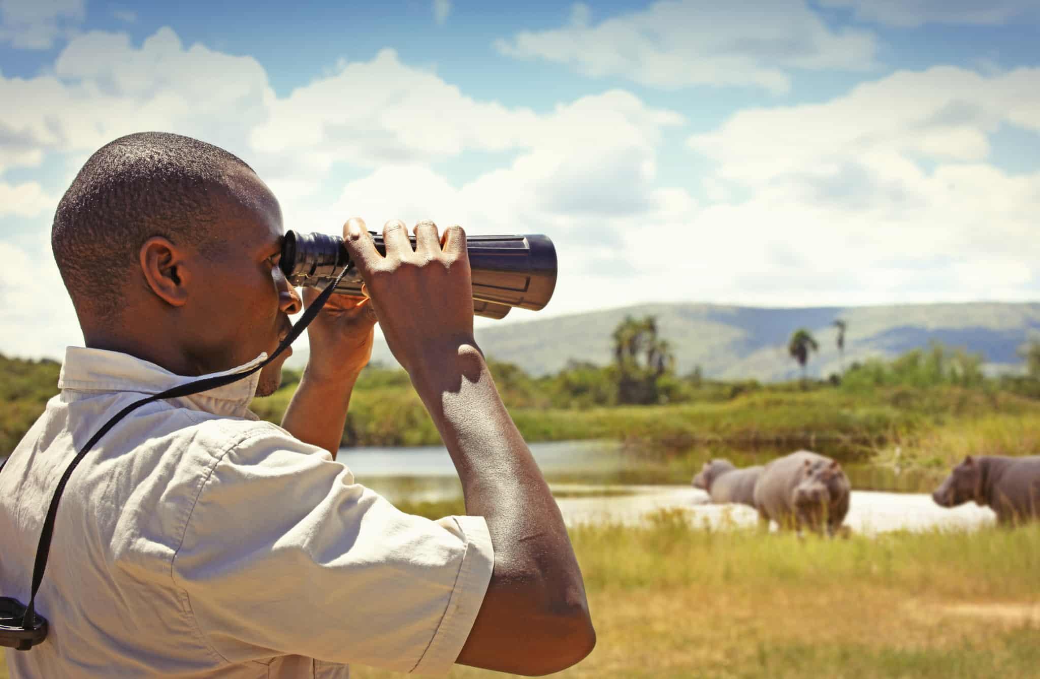 Africa ranger