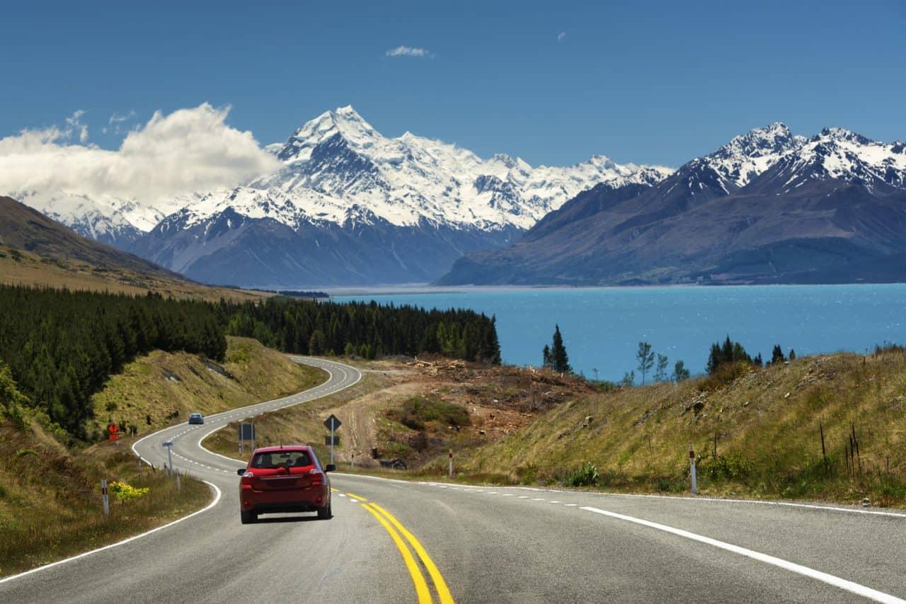 South Island, New Zealand